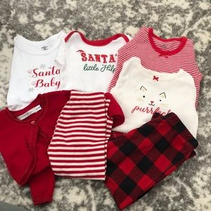 Other - Assorted Christmas clothing